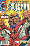 Cover for Peter Parker: Spider-Man (Marvel, 1999 series) #6 [Newsstand]