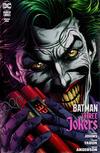 Cover Thumbnail for Batman: Three Jokers (2020 series) #1 [Jason Fabok Joker Bomb Variant Cover]