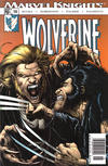 Cover for Wolverine (Marvel, 2003 series) #15 [Newsstand]
