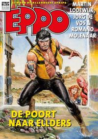 Cover Thumbnail for Eppo Stripblad (Uitgeverij L, 2018 series) #17/2020