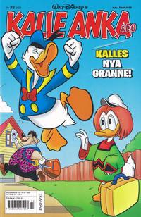 Cover Thumbnail for Kalle Anka & C:o (Egmont, 1997 series) #33/2020