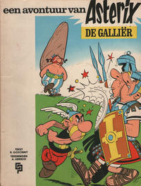 Cover Thumbnail for Asterix (Geïllustreerde Pers, 1966 series) #1 - Asterix de Galliër