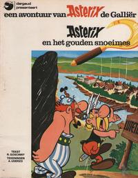 Cover Thumbnail for Asterix (Amsterdam Boek, 1970 series) #2 - Het gouden snoeimes