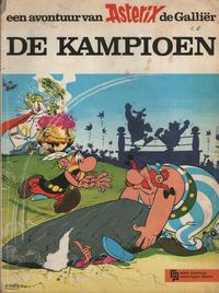 Cover Thumbnail for Asterix (Geïllustreerde Pers, 1966 series) #6 - De kampioen