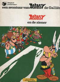 Cover Thumbnail for Asterix (Amsterdam Boek, 1970 series) #19 - Asterix en de ziener