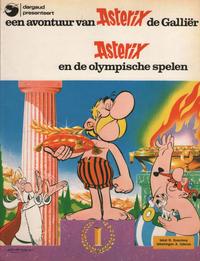 Cover Thumbnail for Asterix (Oberon; Dargaud Benelux, 1976 series) #14 - Asterix en de Olympische spelen