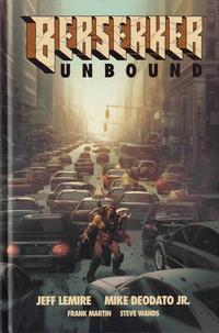 Cover Thumbnail for Berserker Unbound (Dark Horse, 2020 series) #1