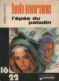 Cover Thumbnail for Collection 16/22 (Dargaud, 1977 series) #3 - Bob Morane: L'épée du paladin