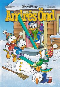 Cover Thumbnail for Andrés Önd (Edda, 2000 series) #7/2018