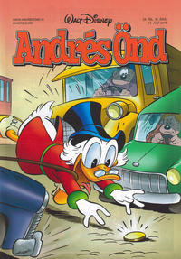 Cover Thumbnail for Andrés Önd (Edda, 2000 series) #24/2018
