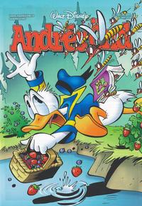 Cover Thumbnail for Andrés Önd (Edda, 2000 series) #20/2018
