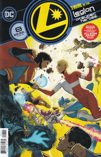 Cover Thumbnail for Legion of Super-Heroes (DC, 2020 series) #8