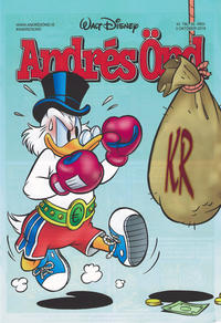 Cover Thumbnail for Andrés Önd (Edda, 2000 series) #40/2018