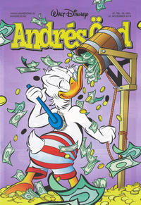 Cover Thumbnail for Andrés Önd (Edda, 2000 series) #47/2018