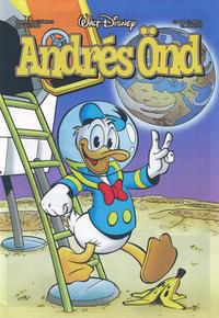 Cover Thumbnail for Andrés Önd (Edda, 2000 series) #29/2019