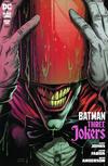 Cover Thumbnail for Batman: Three Jokers (2020 series) #1 [Jason Fabok Joker Red Hood Variant Cover]