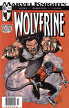 Cover for Wolverine (Marvel, 2003 series) #19 [Newsstand]
