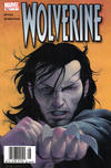 Cover for Wolverine (Marvel, 2003 series) #1 [Newsstand]