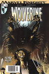 Cover for Wolverine (Marvel, 2003 series) #14 [Newsstand]