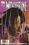 Cover for Wolverine (Marvel, 2003 series) #7 [Newsstand]