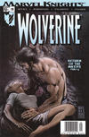 Cover for Wolverine (Marvel, 2003 series) #18 [Newsstand]