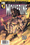 Cover for Wolverine (Marvel, 2003 series) #17 [Newsstand]