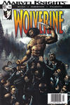 Cover for Wolverine (Marvel, 2003 series) #16 [Newsstand]