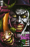 Cover Thumbnail for Batman: Three Jokers (2020 series) #1 [Jason Fabok Joker Fish Variant Cover]