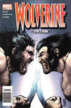 Cover for Wolverine (Marvel, 2003 series) #12 [Newsstand]