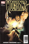 Cover for Wolverine (Marvel, 2003 series) #10 [Newsstand]