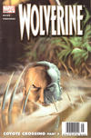 Cover for Wolverine (Marvel, 2003 series) #9 [Newsstand]