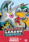 Cover for Justice League of America: The Silver Age Omnibus (DC, 2016 series) #1