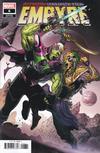 Cover for Empyre (Marvel, 2020 series) #6 [Tony Daniel variant]
