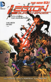 Cover Thumbnail for Legion of Super-Heroes (DC, 2012 series) #2 - The Dominators