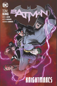 Cover Thumbnail for Batman (DC, 2017 series) #10 - Knightmares