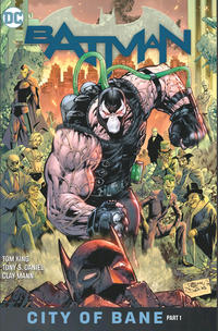 Cover Thumbnail for Batman (DC, 2017 series) #12 - City of Bane Part 1