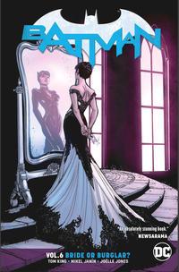 Cover Thumbnail for Batman (DC, 2017 series) #6 - Bride or Burglar
