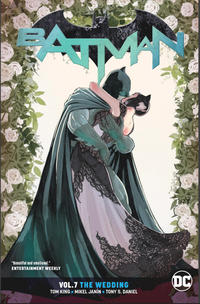 Cover Thumbnail for Batman (DC, 2017 series) #7 - The Wedding