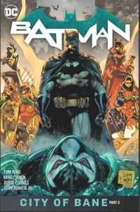 Cover Thumbnail for Batman (DC, 2017 series) #13 - City of Bane Part 2
