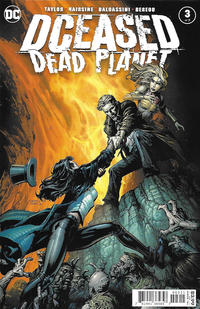 Cover Thumbnail for DCeased: Dead Planet (DC, 2020 series) #3 [David Finch Cover]