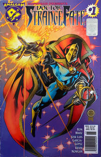 Cover Thumbnail for Doctor Strangefate (Grupo Editorial Vid, 1997 series) #1