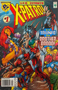 Cover Thumbnail for Exciting X-Patrol (Grupo Editorial Vid, 1998 series) #1