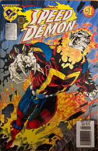 Cover Thumbnail for Speed Demon (Grupo Editorial Vid, 1997 series) #1