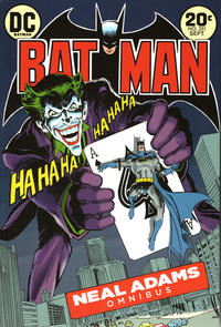 Cover Thumbnail for Batman by Neal Adams Omnibus (DC, 2016 series)