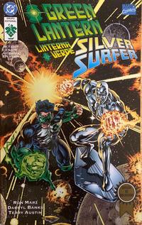 Cover Thumbnail for Green Lantern-Silver Surfer (Alianzas Paganas) (Grupo Editorial Vid, 1997 series)