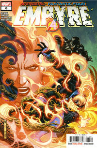 Cover Thumbnail for Empyre (Marvel, 2020 series) #6