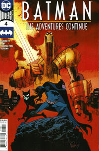 Cover Thumbnail for Batman: The Adventures Continue (DC, 2020 series) #4