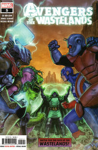 Cover Thumbnail for Avengers of the Wastelands (Marvel, 2020 series) #5