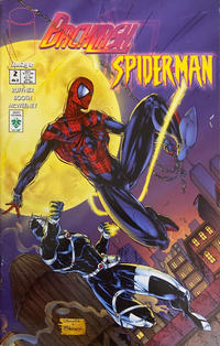 Cover Thumbnail for Backlash/Spider-Man (Grupo Editorial Vid, 1998 series) #2