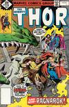 Cover Thumbnail for Thor (1966 series) #278 [Whitman]